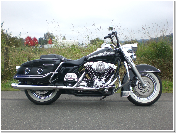 Lifestyles Motorsports - 2003 HARLEY DAVIDSON ROAD KING 100th ...